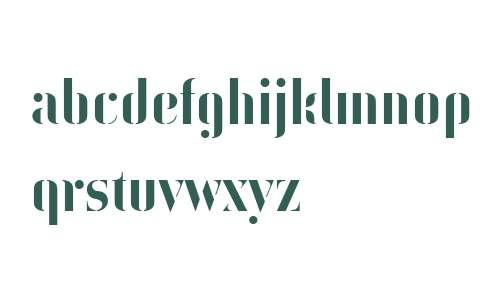 Iwan Stencil LT W04 Regular