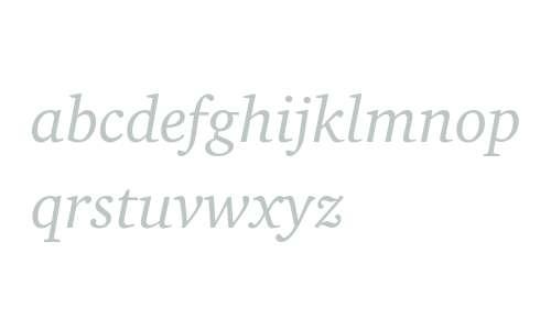 CharterITCbyBT-Italic