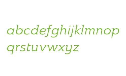 Ainslie W01 Ext Regular Italic V1