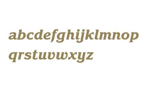 KorinnaExtraBoldITC W08 Italic
