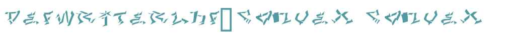 DefWriterLHF-Convex