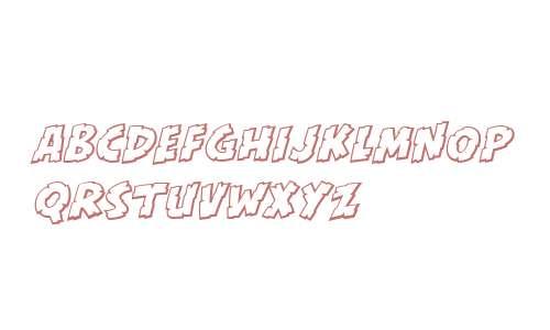 CCKillZoneOutline W00 Italic