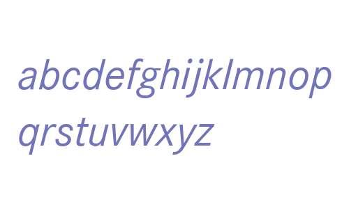 Corporate S Italic