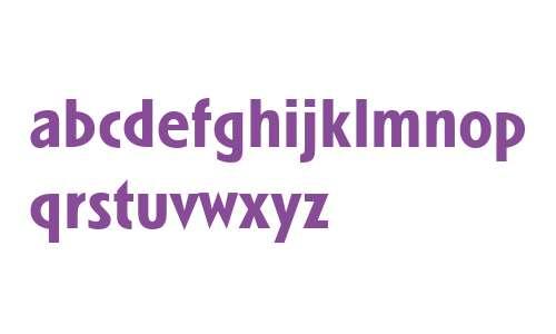 Linotype Spitz Bold