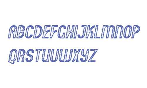 Motgan Stamp Oblique