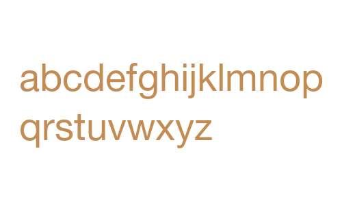 Helvetica Neue LT W06 55 Roman