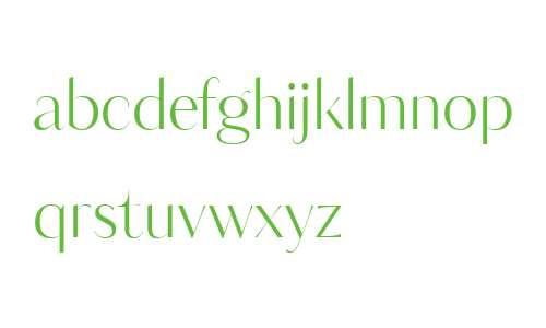 Kudryashev Display Sans