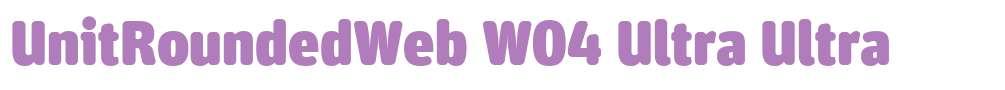 UnitRoundedWeb W04 Ultra