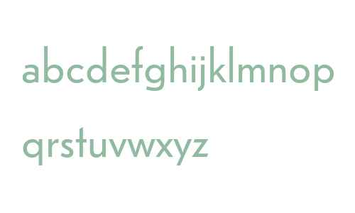 Journal Sans New W01 Display