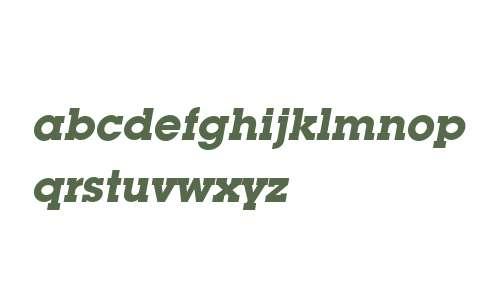 Lubalin Graph Medium Bold Italic