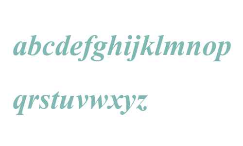 Angsana New Bold Italic V2