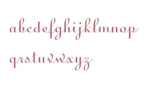 LinoScript W01 Medium