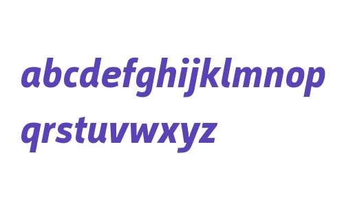 Argumentum W01 Bold Italic