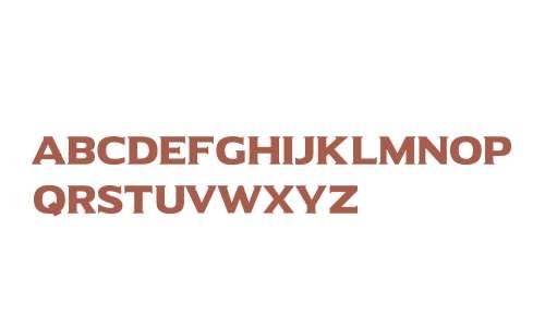 Universal Serif