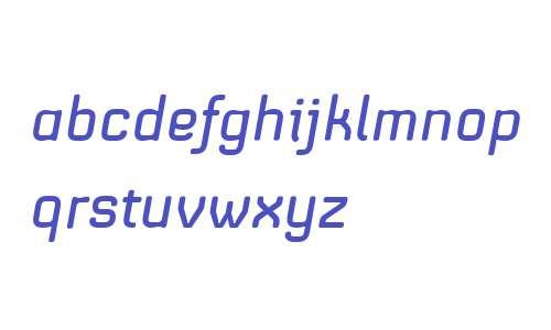 Supernormale W00 Italic