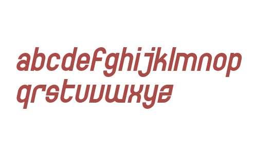SF Eccentric Opus Bold Oblique V2