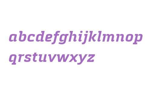 Quitador Pro Bold Italic
