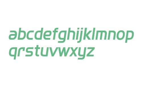 SF Fourche Italic