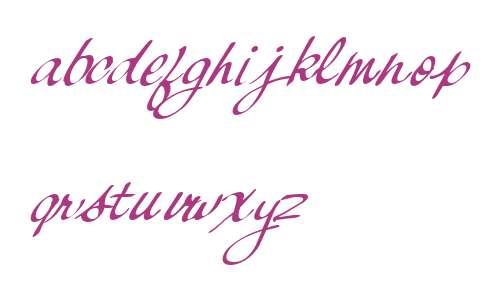 Palisade W00 Medium Italic