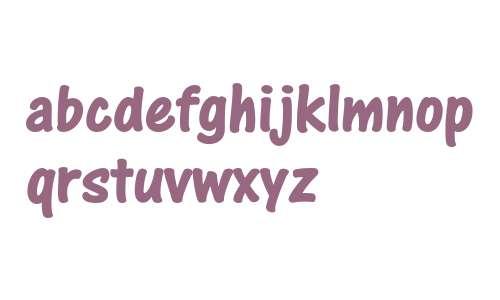 One Stroke Script Std Bold