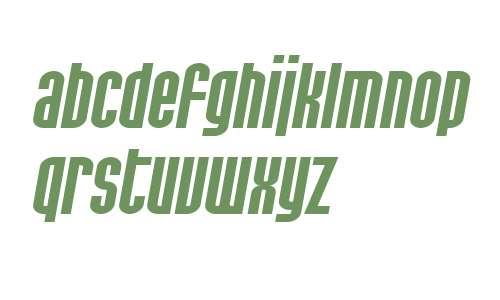 SF Port McKenzie Extended Italic V1 V2