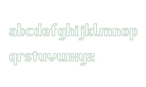 VP Pixel W03 Outline