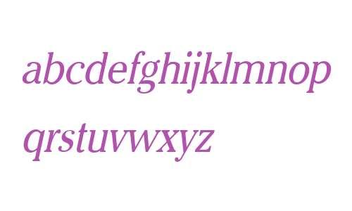 Chelsey Condensed Italic