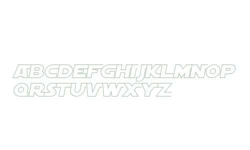 SF Distant Galaxy AltOutline Italic V2 V1