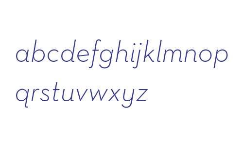 Neutraface Text Demi Italic