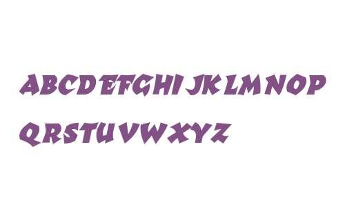 Richter Bold Italic