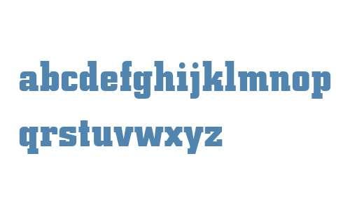 SquareSlab711 Bd BT Bold