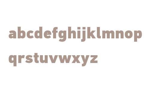 PF Din Text Universal ExtraBlack