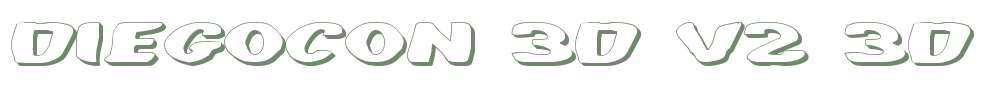 DiegoCon 3D V2