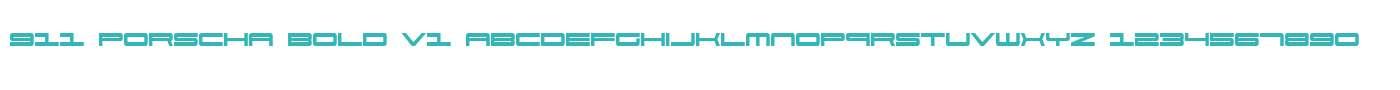 911 Porscha Bold V1