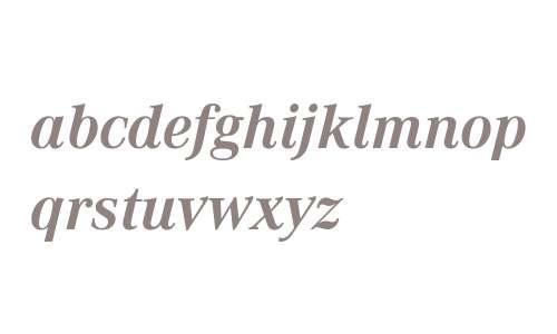 Corporate A W07 Bold Italic