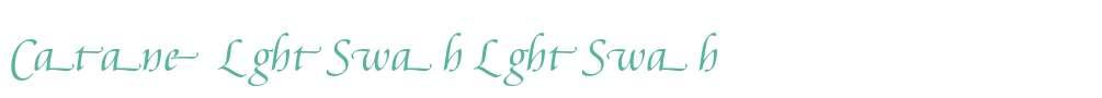 Cataneo Light Swash