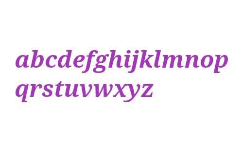 Droid Serif Bold Italic