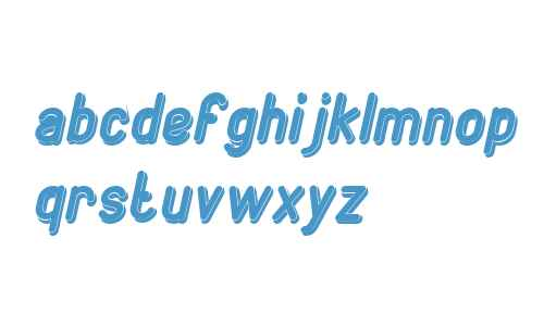 GENERATION Bold Italic