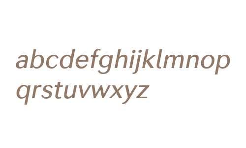 Seconda W00 Medium Italic
