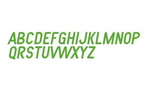 SF Atarian System Italic V2