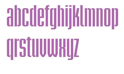 Briem Akademi Std Bold Condensed