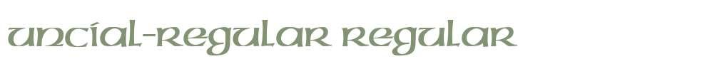 Uncial-Regular