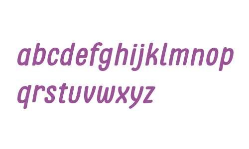 Clambake October Six Bold Italic