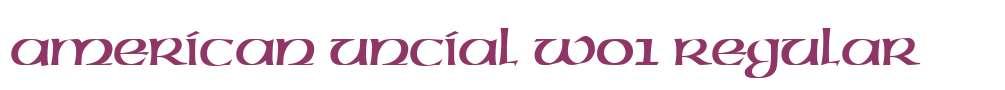 American Uncial W01