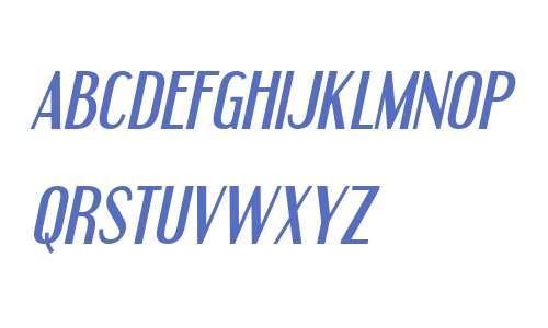 Engebrechtre Italic