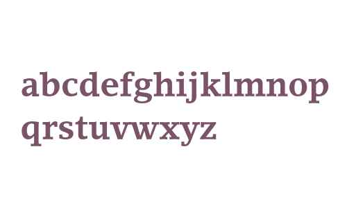 LinoLetter Std Bold