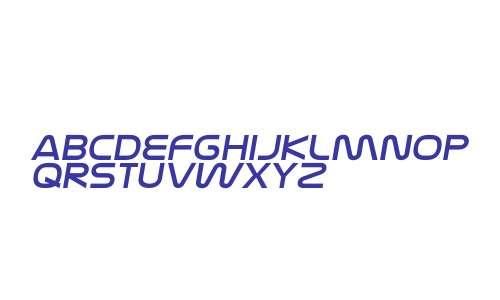 Nasalization Extended Italic