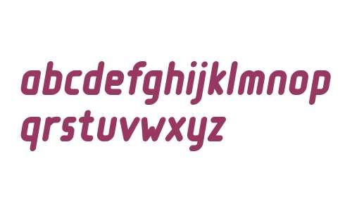Loja Bold Italic