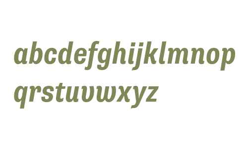Supria Sans W02 Cd Bold It