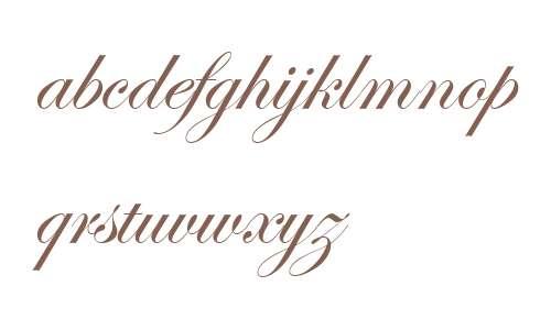 Edwardian Script ITC V2